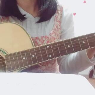 #《儿歌》##张悬##吉他弹唱#