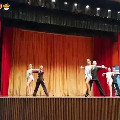 SalsaAvenida at 2017 World Salsa Championships (HK) - 1st Runner up Team Category