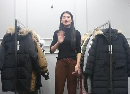 10月26日 杭州越袖服饰(棉衣系列)多份 30件 3020元