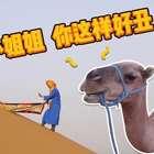摩洛哥第五啪!骑着骆驼看夕阳,骆驼的蜜汁围笑好像在嘲讽我😲😲哈哈哈!!关注+评论+转发,11月的神秘某日,美拍直播,在摩洛哥系列视频当中抽取粉丝,送出百元现金礼物基金,更有段感人故事跟你分享!#带着美拍去旅行##第一次啪啪走之摩洛哥##我要上热门#