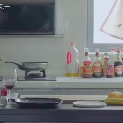 #艺起打call下厨房#美食与绘画的结合,朵一做出来的美食舍不得吃!!!