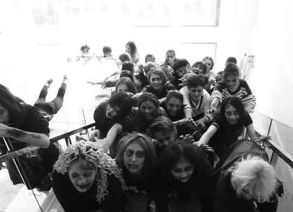 #万圣节##蒙妮坦化妆学校##僵尸妆#这才是万圣节正确的打开方式。