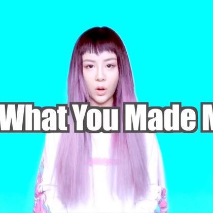 #音乐#创意翻唱Taylor Swift「Look What You Made Me Do」,做了好久道具拍了两天剪了一百条素材,终于完成啦!向你霉看齐做一个努力上进Girl✋🏻✨✨✨😂
