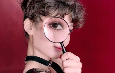 【1028時尚彩妝美拍】还找不到妳的睫毛吗😰刷起来!10...
