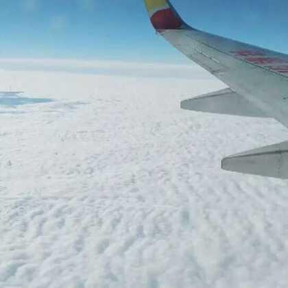 #飞行##我要上热门#跨越时区的飞行,从白天飞到晚上。中间还有一段特殊飞行😏我不会告诉你发这个视频是为了听背景音乐Future Siren