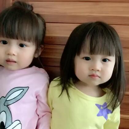 #我要上热门##宝宝#@美拍小助手 Mimi我可以弄你哭,也可以逗你笑。😄