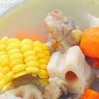 往前翻,有个胡萝卜莲藕排骨面线,就是这个汤用裱花袋挤出来的#美食##一日五餐辅食##营养宝宝餐#