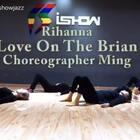 #舞蹈##我要上热门#🎵 Love on the brain 超级喜欢的一首歌 用心去跳 用心去感受 ❤️@Super卉卉_IshowJazz @楠楠🎃_IshowJazz 十二月集训营报名电话:13770971242