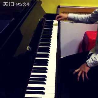 #音乐##钢琴##野蜂飞舞#这是不是从天而降的指法😁