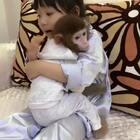 安安说别害怕没有警察抓你#宝宝##宠物#@美拍小助手