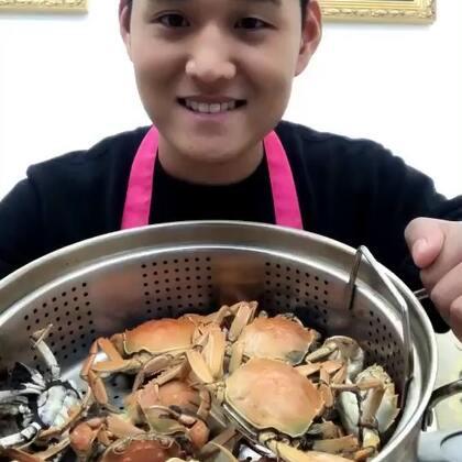 老板!来一锅螃蟹!#吃秀##热门#