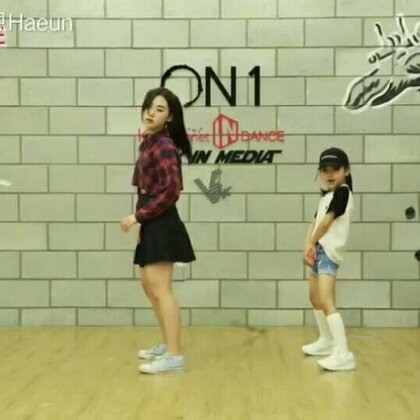崔智允&罗夏恩 - All I Wanna Do #罗夏恩##舞蹈#