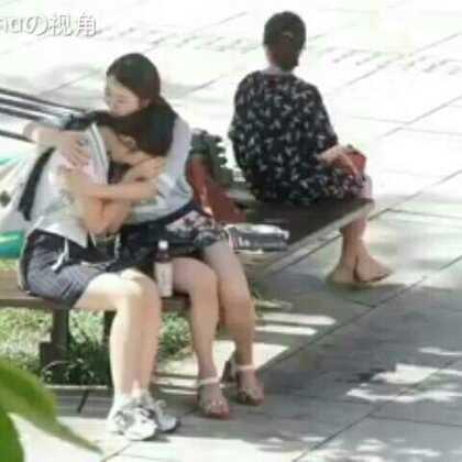 暖哭!韩国街头实验:你愿意给痛哭的高三学生一个拥抱吗? ❤
