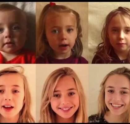 有爱的爸爸!视频记录女儿18年的成长❤ 荷兰的影像制作者兼艺术家Frans自女儿出生以来,每周都会拍一段视频。今年女儿18岁啦,父亲将女儿的成长浓缩到这几分钟内,看完满满的感动~