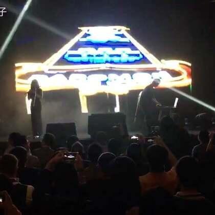 Slush Shanghai2017 开场 Mu3o&董敏 电子音乐与笛子😜#我要上热门#@美拍小助手