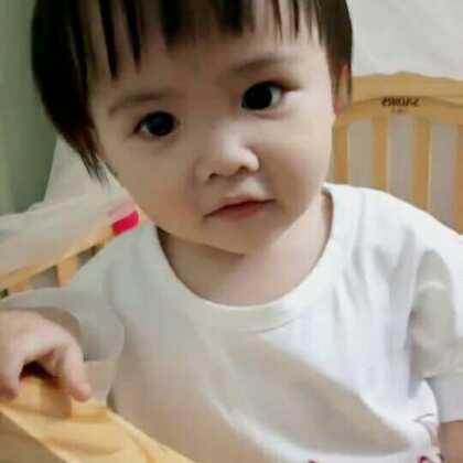#宝宝##萌宝宝##搞笑宝宝#这是谁家的女汉纸😂😂