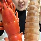 这么大的皮皮虾,可以当坐骑了吧!长这么大第一次见!还是波龙好吃!水煮原汁原味!#热门##我要上热门@美拍小助手##吃秀#喜欢不要吝啬你们的赞哦!