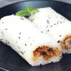 超美味的肉松糯米卷,简单易做,快快学起来吧!#卷出来的美味##美食##早餐#