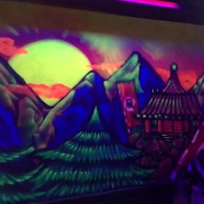 #Trap Bar#涂鸦Part.2,中国风#画画##涂鸦#