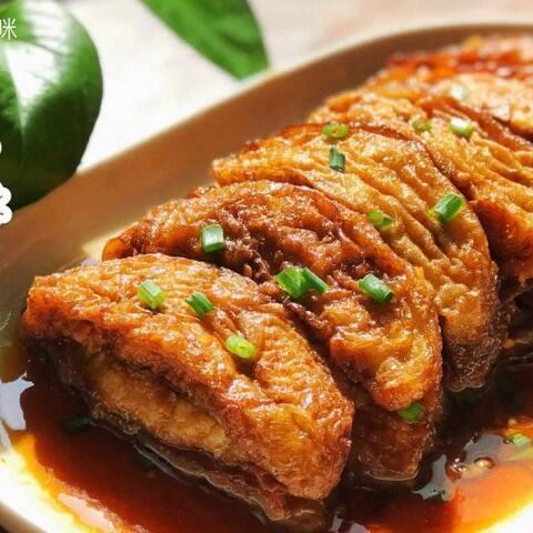 【陈哥妈咪美拍】茄子鱼❤️#慧慧下厨房#让茄子变...