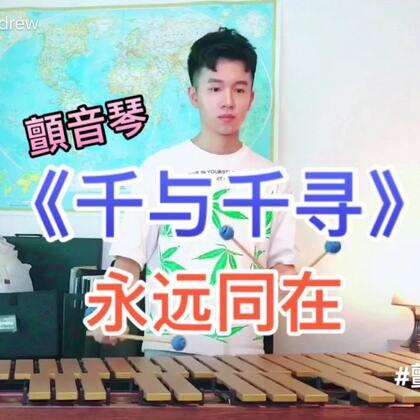 【流行马林巴】颤音琴演奏《千与千寻》里的《永远同在》#U乐国际娱乐##宫崎骏##乔峰Andrew#