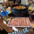 天气一冷!和朋友们吃家庭火锅最温馨啦#吃秀#