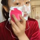 #卸妆拼素颜##深层清洁毛孔# 每周清洁面膜 以后如果有时间 我带着你们护肤 做清洁 别偷懒 脸是自己的