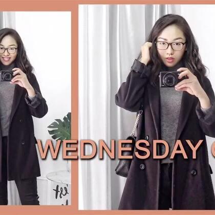 周三穿搭~ 今天感觉好OL呀 #穿秀##日志##时尚#