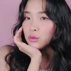 #美妆时尚##我要上热门#学会这款纯净的粉色妆容,谁化谁美~☺☺#粉色妆容#