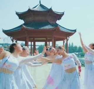古典舞《流光飞舞》醉美#舞蹈#微信:danse60
