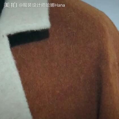 #穿秀##我要上热门#阿尔巴卡羊绒毛大衣,今年必不可少的焦糖色🔥🔥喜欢➕微信hana199305