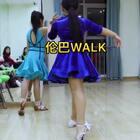 #舞蹈##少儿拉丁舞#伦巴walk-7岁宝儿(王甯ning)