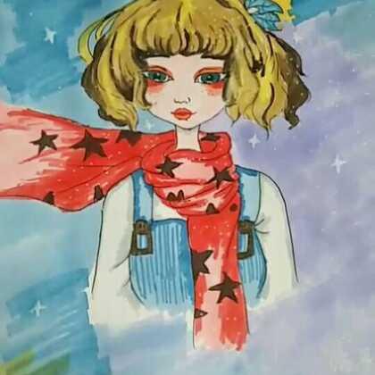 #童话##无师自通的画画##我要上热门#