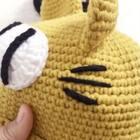 猫咪帽子教程-7#手工##手工毛线宝宝帽子#到这里猫咪帽子教程就结束喽😊大家钩织过程中有什么问题评论出来哦😊我会一一回答的😊