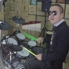 #U乐国际娱乐##架子鼓##爵士鼓# 架子鼓 爵士鼓 凯文先生 THE FOX