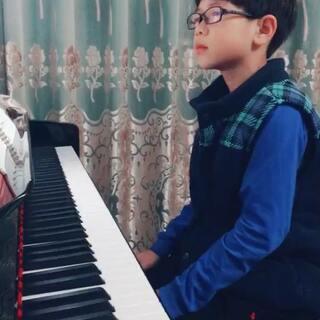 299(2),难得周六没有比赛,没有训练,于是好好在家练了一天琴。#U乐国际娱乐##钢琴#