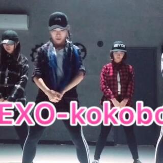 超帅的女生版kokobop!#exo##ko ko bop##韩国舞蹈#