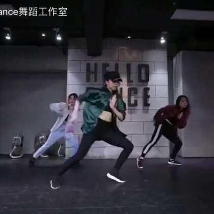 #舞蹈#来hello dance录的第一个amo的课堂视频,将绿大衫进行到底.....
