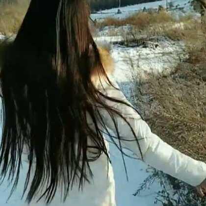 今天下午拍的😜,好冷😂我是腊月初八生日特别喜欢雪😃,你呢?几号生日喜欢雪么?@美拍小助手 #下雪天#