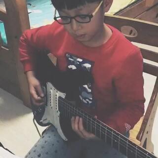 #U乐国际娱乐##电吉他#随便弹弹,弹得不好请见谅!