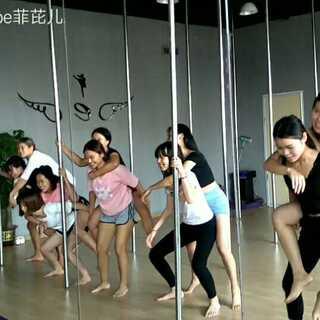 #佛山钢管舞##佛山创意产业园##女神经#