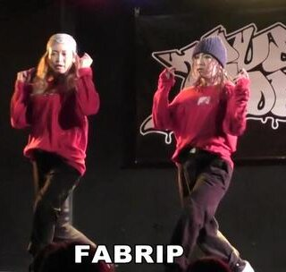 【街舞情报局™】🇯🇵FABRIP团队hiphop齐舞(2017.11 TRUE SKOOL)#oldschool hiphop##街舞hiphop##舞蹈#