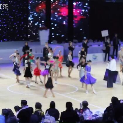 14岁B组伦巴舞#2017第31届CBDF全国锦标赛##舞蹈##拉丁舞#