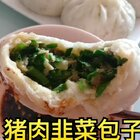#美食##家常菜##热门#猪肉韭菜馅的包子好吃的很呢😊喜欢的小伙伴别忘点赞呦😁😁😁