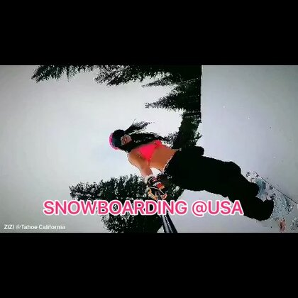 雪季来喽 一月初 美国加州 🇺🇸最美的雪场 Tahoe 太浩湖 雪场大house +温泉+自驾 五天滑雪行程 旧金山进出 全程11000 4人小团 价格不含机票 加入我私信详情~ 🏂🏂❄️❄️❄️#旅行##滑雪##美国#