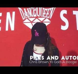 【女皇教室】👊She'come back 女皇教室创始人yuri.Queen第一波视频🎵pills and automobiles #舞蹈##U乐国际娱乐##我要上热门# @美拍小助手 @yuri.Queen