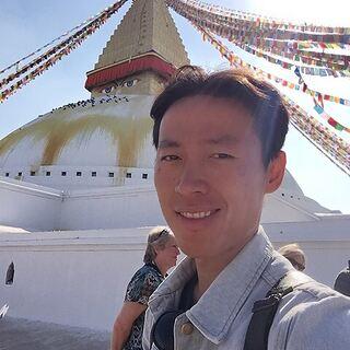 心中的圣地博达哈 #尼泊尔##旅行##博达哈大佛塔#
