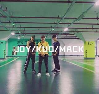 厦门E-Five流行舞蹈工作室 JOY - KUO - MACK #我要上热门##舞蹈##男神U乐国际娱乐#