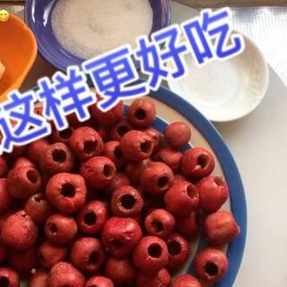 #美食##自制##自制山楂酱