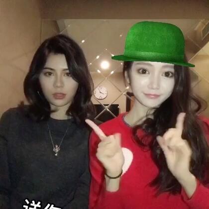#全民扣绿帽##亚洲天使爱瑞丽#@榕榕的机智 送你一顶绿帽子💚💚💚